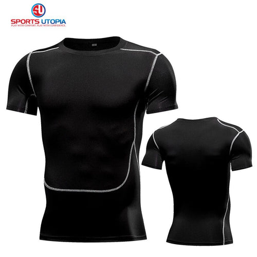 Pro Combat Short Sleeve Top Compression Tights