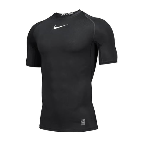 NIKE PRO SHORT SLEEVE COMPRESSION TOP