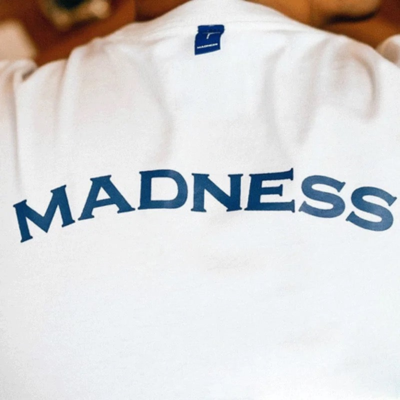Z - Madness Breeds Madness White Top