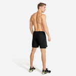 .Speedpocket 2-in-1 Running Shorts - Black