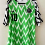 Nigeria 2019-20 Home Kit