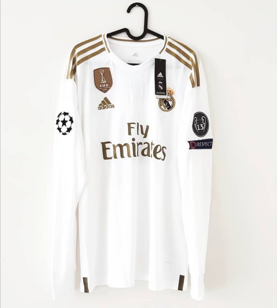 Real Madrid 2019-20 Home Kit