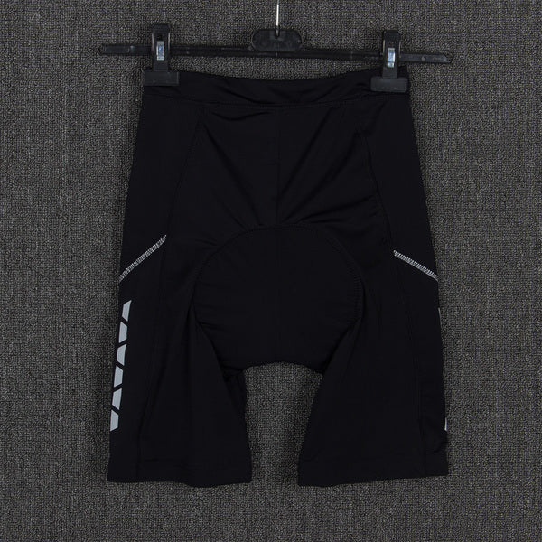 M - Black Cycling Shorts with Paddings