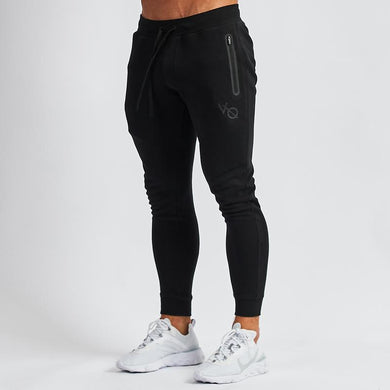 .V Hype Statement Joggers - Black