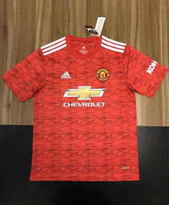 <Manchester United Home 20/21>