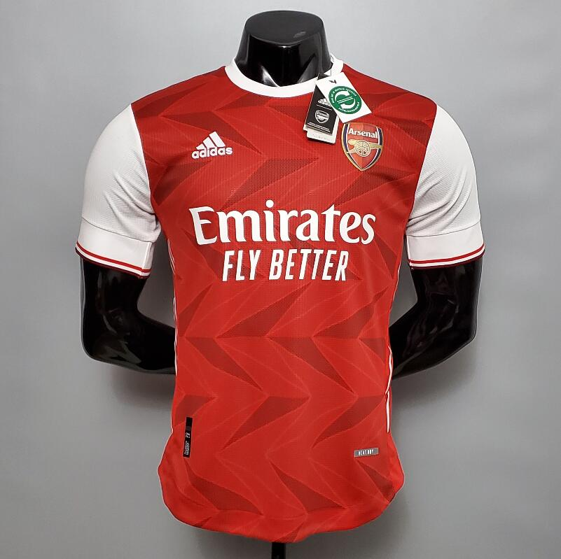 <Arsenal Home 20/21 Player's Version>