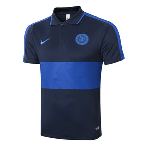 Chelsea Polo Tee (Dark Blue)