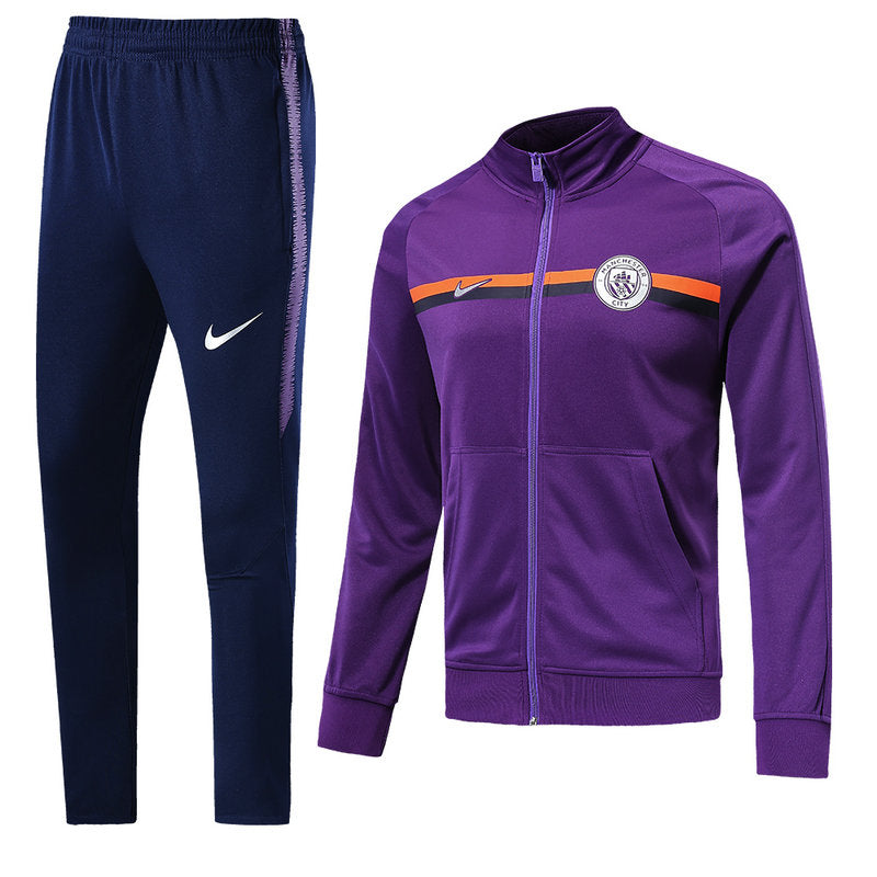 MANCHESTER CITY FULL-ZIP TRACK JACKET (PANTS SOLD SEPERATELY)