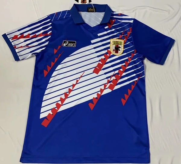 Retro 1994 Japan home soccer jersey S-2XL