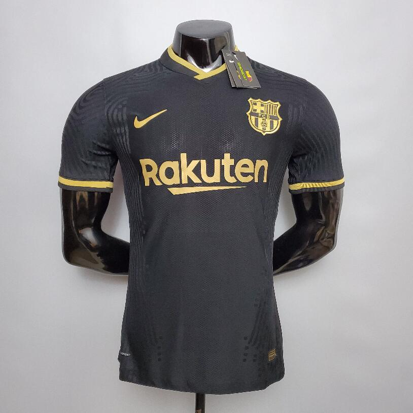 <Barcelona Away 20/21 Player's Version>