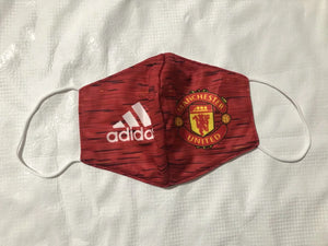 <Manchester United - Adults Face Mask>