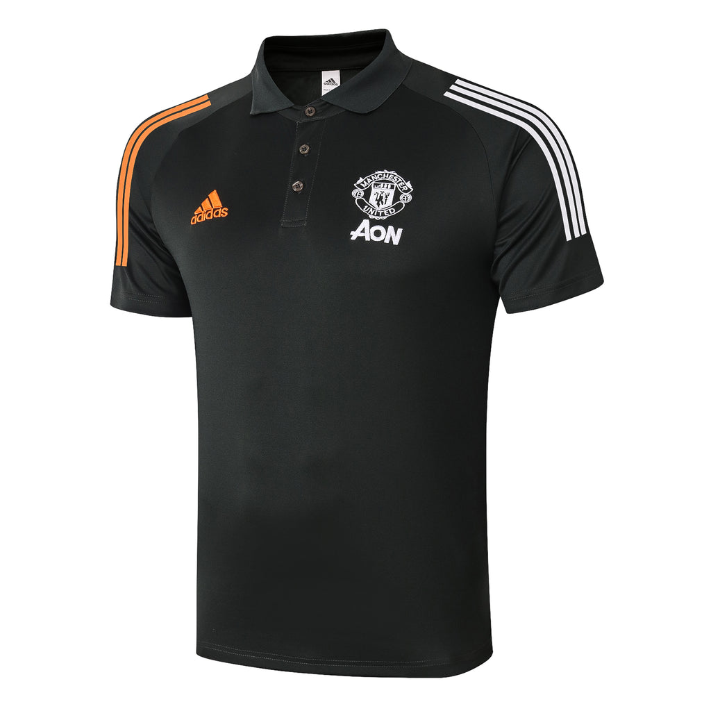 Manchester United 20/21 Polo Tee