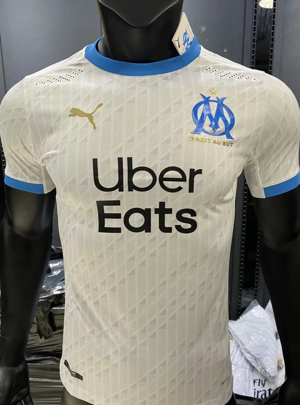 <Marseille Home 20/21 Player's Version>