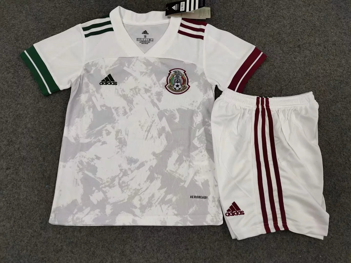 Mexico 2019-20 Away Youth Kit