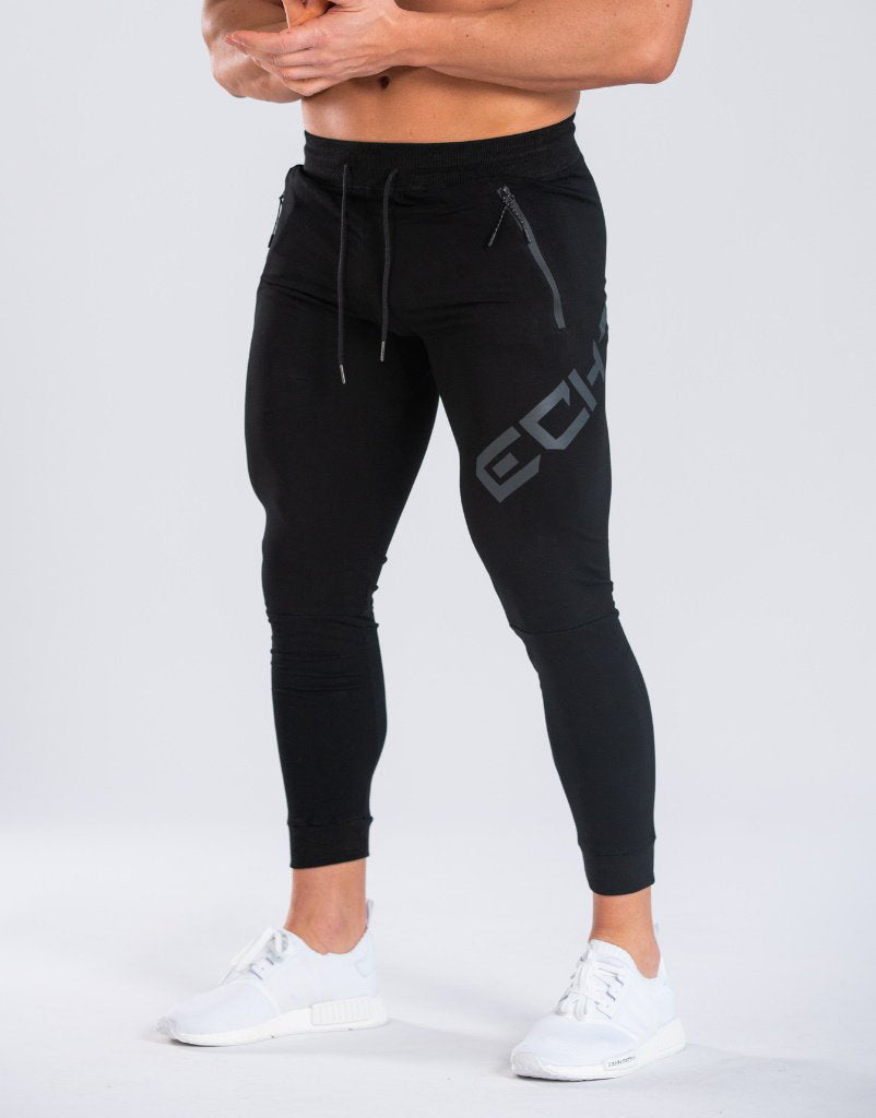 ECHT Fit Joggers (Black2)