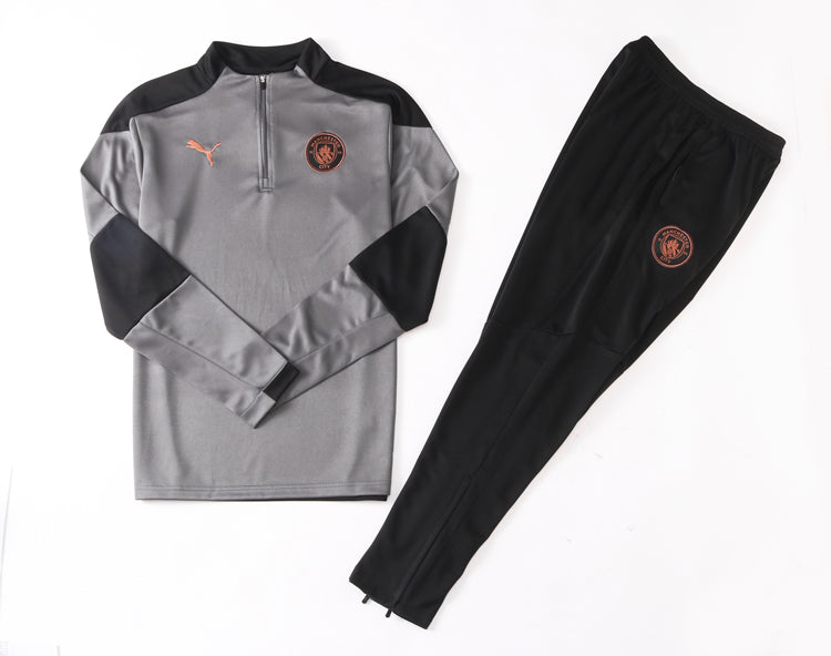 Manchester City 20/21 FULL-ZIP TRACK JACKET (PANTS SOLD SEPERATELY)