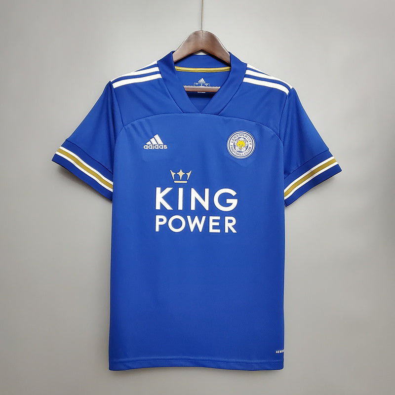 <Leicester City Home Kit 20/21>