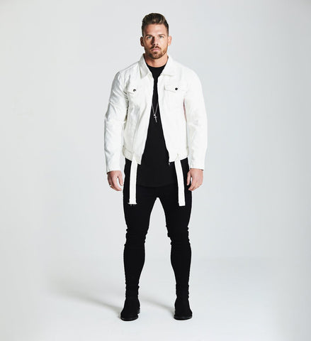Fashion Jacket (White)