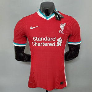 <Liverpool Home 20/21 Player's Version>