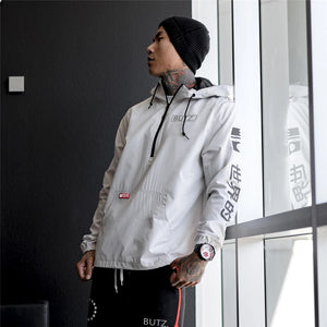 ButzFit Worldwide Jacket (Grey)