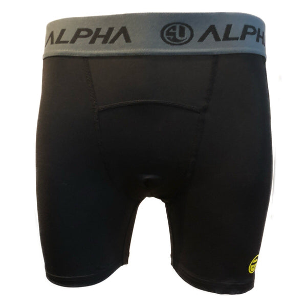 ALPHA ELITE Compression Short Bottom