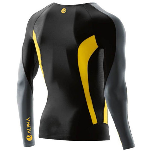 ALPHA ELITE Compression Long Top