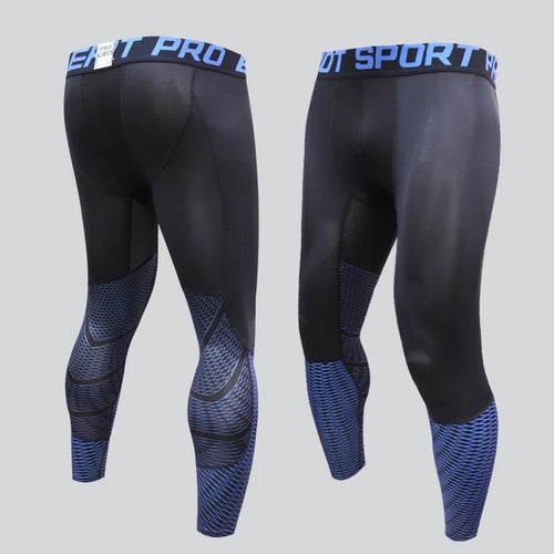 A - Hyperlight Pro Combat Long Bottom Compression Tights
