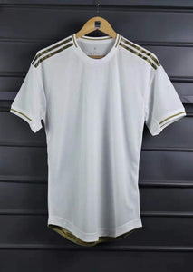 Real Madrid 2019-20 Blank Home Kit