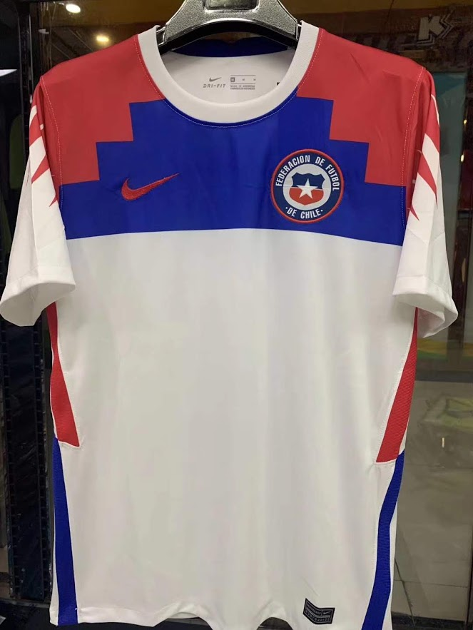 <Chile Away 20/21>