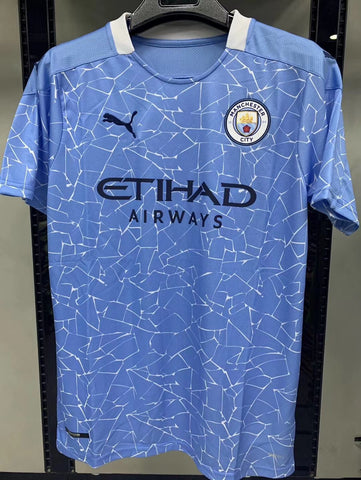 <Manchester City Home Kit 20/21>