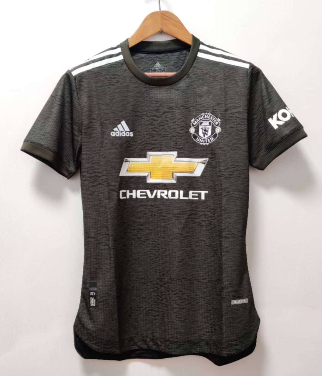 <Manchester United Away 20/21 Player's Version>