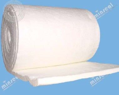 "CeraTex 3180 Blanket, 6 LB Density, 1/2"" x 24"" x 50'"