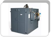 Gas Fired or Electric Oven - INPART - Industrial Furnace