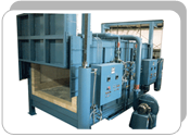 Wax Burn-Out Furnace - INPART - Industrial Furnace