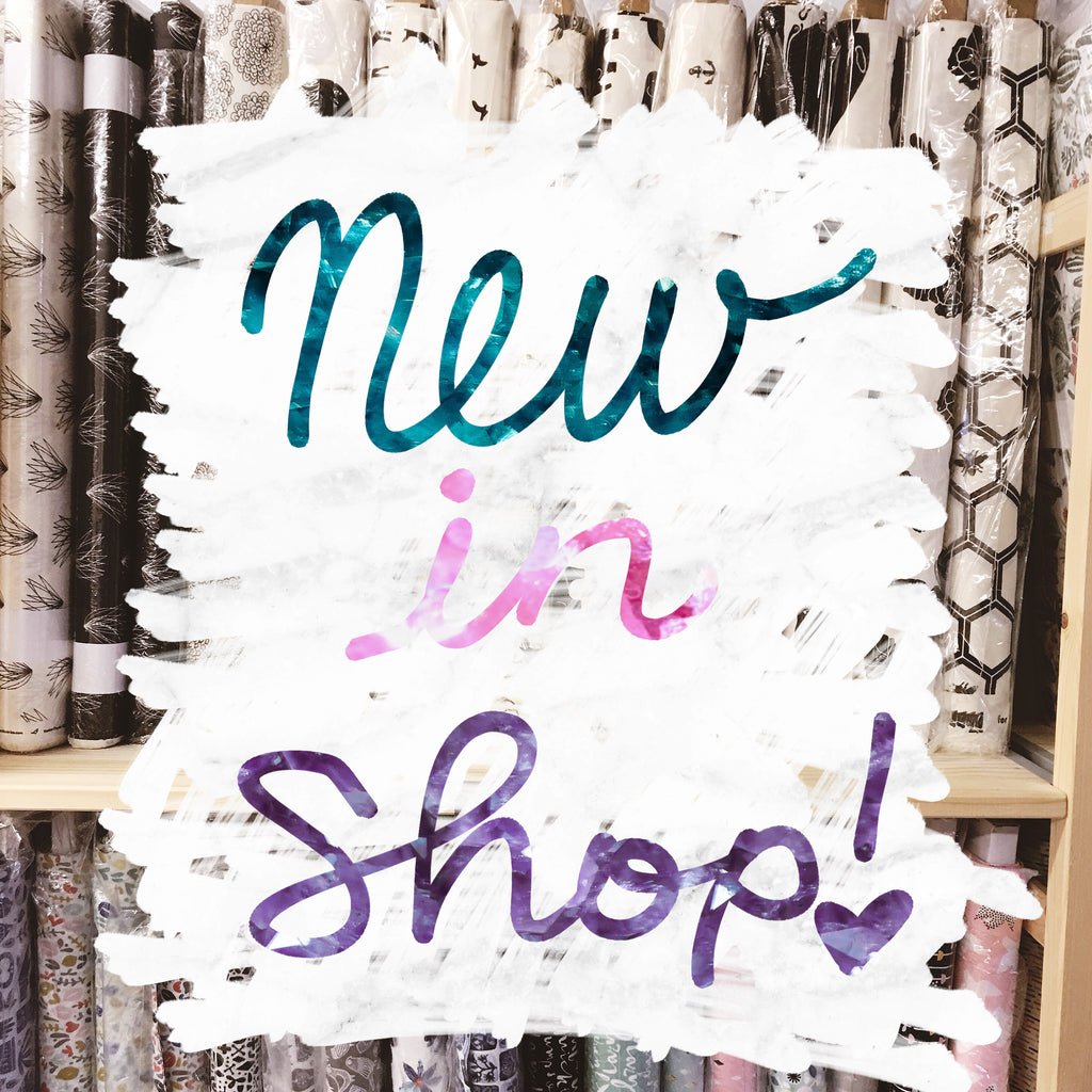New in Shop and 25% off Select Quilting Cotton!