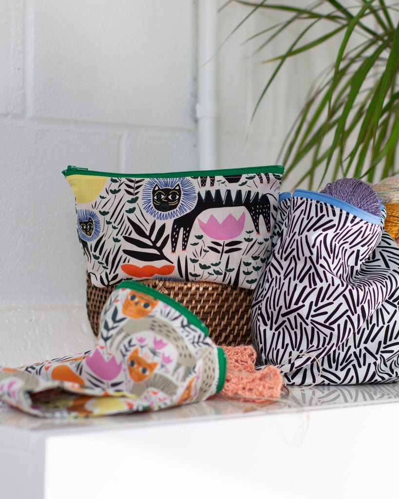 Happy Saturday!  The New WILD Collection by Leah Duncan is in shop and shipping now!