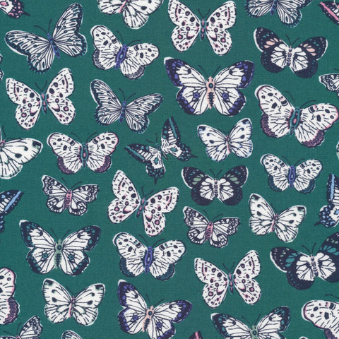 Monarch - Perennial - Cloud9 Fabrics - Organic Cotton - Poplin