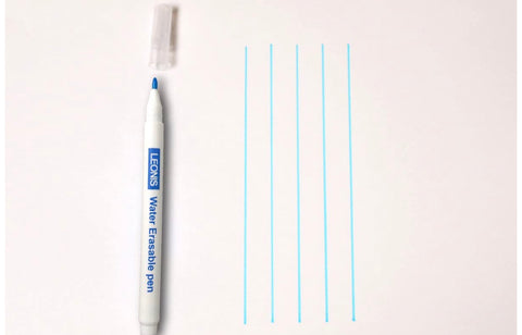 2 Pack of Water Soluble Fabric Pens