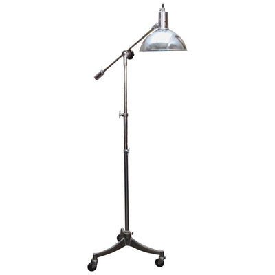 ADJUSTING FLOOR LAMP