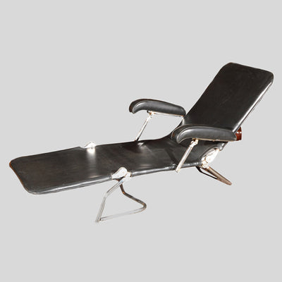 METAL LOUNGER