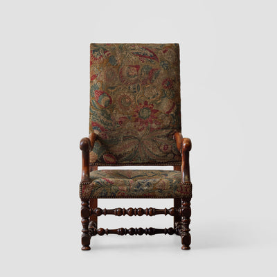 Lee Stanton Antiques 18th Century Armchair