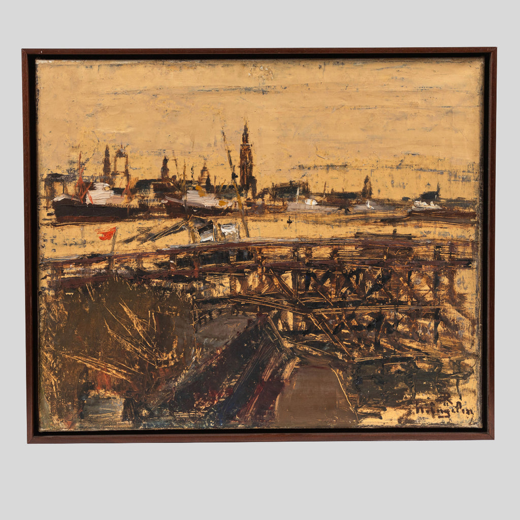 PAINTING OF ANTWERP