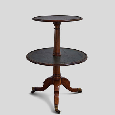 Lee Stanton Antiques Tiered Table