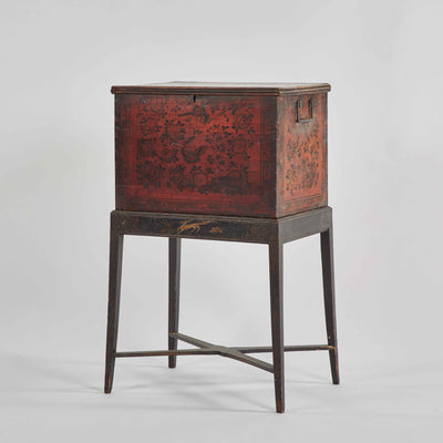 Lee Stanton Antiques Stand Table