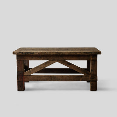 Lee Stanton Antiques Rustic Coffee Table