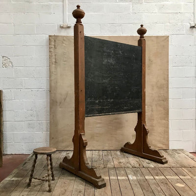 Blackboard on Stand
