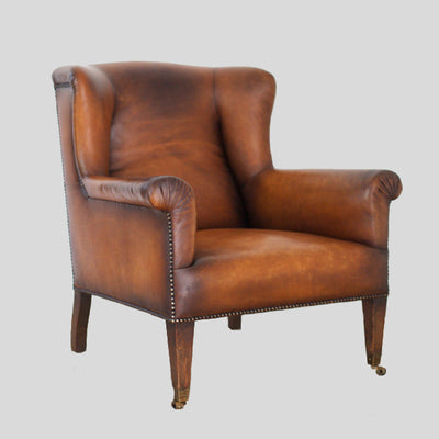 WING CHAIR - HALSTEAD