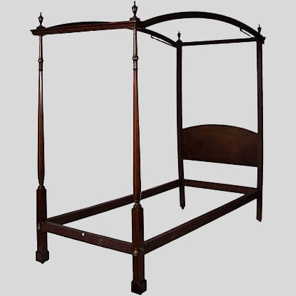 Lee Stanton Antiques Canopy Bed