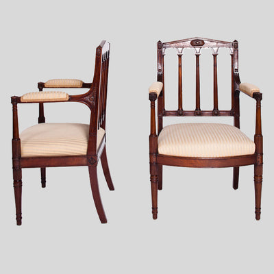 LOUIS XVI CHAIRS