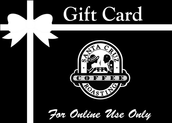Online Only Gift Card